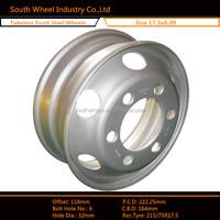 17,5x6,00 used semi truck wheels