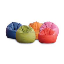 Fashion Excellent Material Colorful Beautiful Custom Printing outdoor beanbag