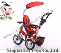 children tricycle for sale,4 in 1 baby tricycle, direct of factory