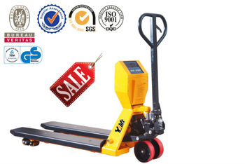 Mobile Weighing Pallet Truck