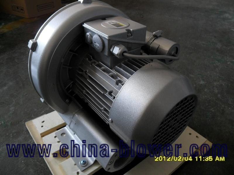 7.5KW 50HZ 220v 10hp electric low pressure air vacuum blower