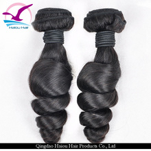 Smooth Human Wet And Wavy Weave <strong>Express</strong> Factory Peruvian Virgin Hair
