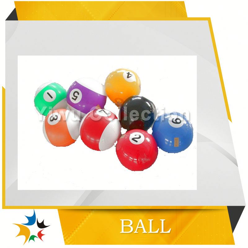 good quality hot seller factory selling 2014 fruit sticker ball