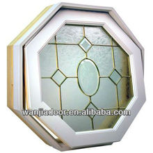 Octagon casement windows for good sale