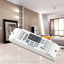 DMX to PWM 5v signal LED dimming signal converter with 3 years warranty