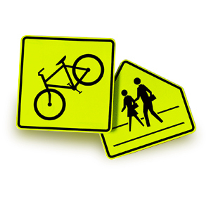 Traffic Signs/Road Signs Material, Acrylic Reflective Sheeting, RS-UG3200 Series