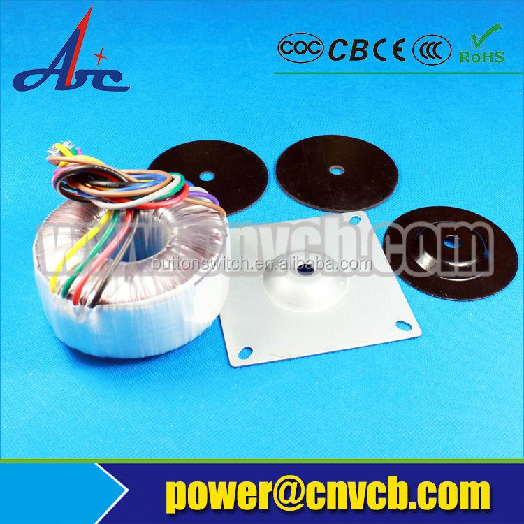 Epoxy Moulding Three Phase Step Down 480V Mold Type Isolation Transformer 200KVA Dry Type Transformer