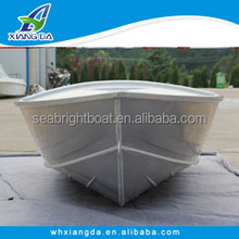 2015 China CE Certificate High Quality Low Price Aluminum Boat Sale