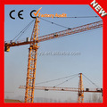 Hot Sale XINYU Hammerhead Tower Crane QTZ50 with Double Slewing Motor