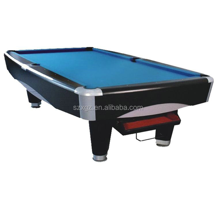 International classic snooker & pool billiard tables in sport