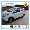 10 KW DC motor with alloy tires high speed 80 km/h with 4 seats option luxury electric sedan automobile