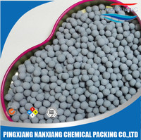 Drinking water use ORP energy negative potential ceramic ball
