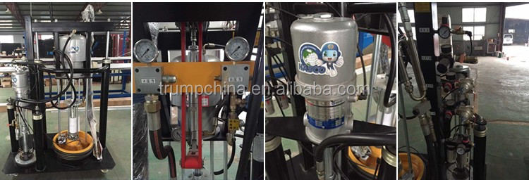 Two-component coating machine / hollow glass machine / Insulating glass Machine