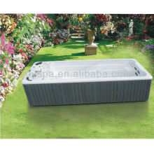 Wholesale hotel Commercial Rectangular inground Swimming PoolJY8602