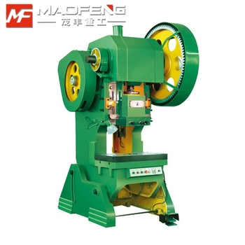 Low price useful mechanical power press machine