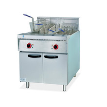 Electric Deep Fryer for Restaurant Use Commercial Chicken Frying Machine