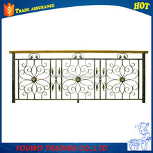 Cheap Decorative iron gate designs for homes / Decorative Wrought Iron Fence designs