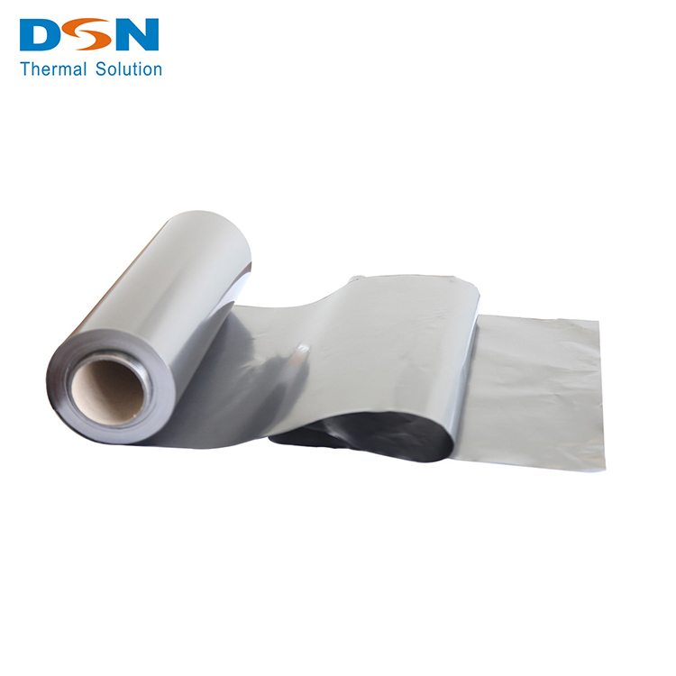 Factory Outlet 0.03mm Flexible Thermal Conductive Natural Graphite Sheet For LED Heat Sink