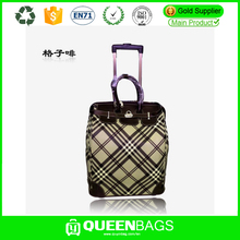 fashion design wholesale custom ladies laptop trolley bag