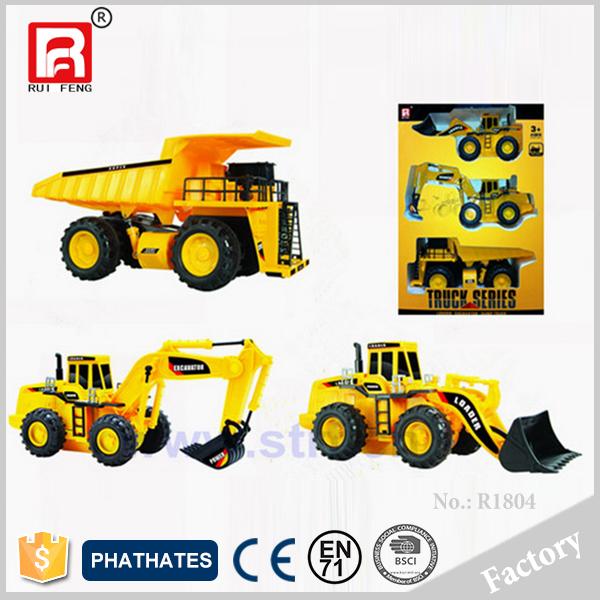 Realistico giallo a buon mercato di plastica camion for Costruzione della casa a buon mercato