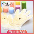 yellow color Paraffin Cream Wax for sale hand care mask