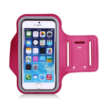 5.5 inch waterproof cellphone armband bag /pouch