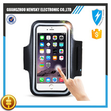 Custom Compatible Brand Running Sport Outdoor armband cases for iphone
