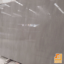 Factory directly export smooth surface big slab cinderella grey raw marble blocks