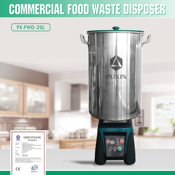 Puxin Stainless Steel Kitchen Food Waste Disposal Machine
