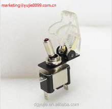 New 12V white Universal Racing Toggle switch