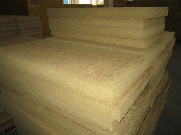 Fire resistant insulation material water proof rock wool for Fire resistant insulation material