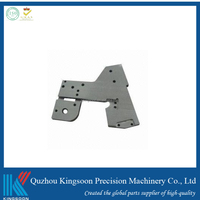 Aluminum Sample Cnc Mechanical Parts Fabrication
