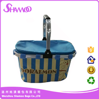 New style Foldable insulated lunch cooler bad for teens