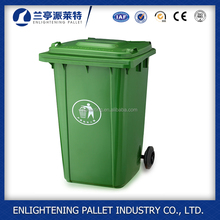 Plastic Garbage Can 120 Liter pedal Waste Bin for Sale