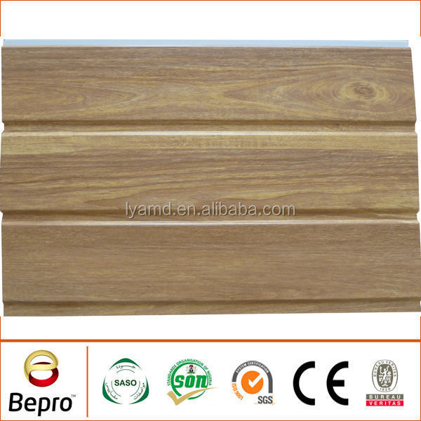 wall wood paneling/PVC interior paneling