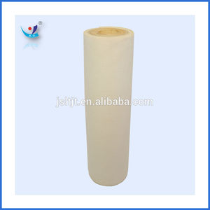 Hot selling machine grade air filter cloth for polyethylene container