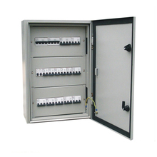 Outdoor small exposure cabinet