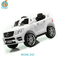 WDML350 Newest Kids Electric Beach 6V Car light Battery Ride On Toys Car for Children