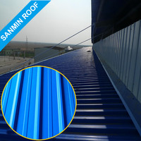 Hot Sale UPVC Roofing Sheet With