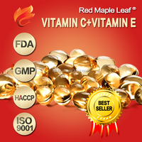 Health Supplements Vitamin Products Vitamin E + Vitamin C Softgel Capsules