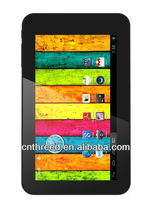 new products on china market tablet 7inch tablet pc allwinner a20 dual core ram 512mb/1gb flash 4gb/8gb android4.2