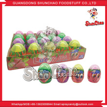 surprise egg toy candy high quality sour spray candy liquid candy