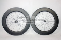 Special carbon road bike wheelset clincher carbon wheels 58mm/88mm dimple rim wheels oem carbon wheelset dimple Golf surface