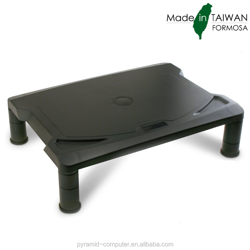 High Quality Height Adjustabl computer screen monitor stand riser