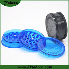 Wholesale Smoke Spice Crusher Hand Muller Various patterns Hard Plastic Herbal Herb Cigar grinder weed Tobacco Grinder