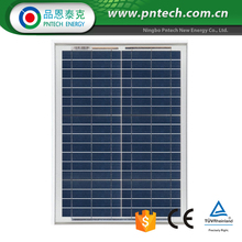 Poly Crystalline solar panel 20watt
