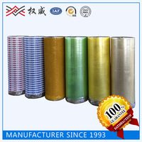 High quality bopp adhesive tape making machine