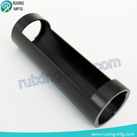 Precision cnc machining plastic parts for holder