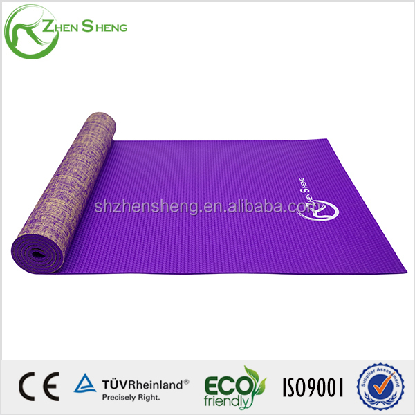 ZHENSHENG exercise mat with cover