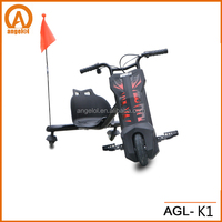 three wheels pedal go kart,swing cart for children/kids in stock